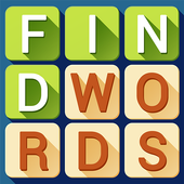 FindWords icon