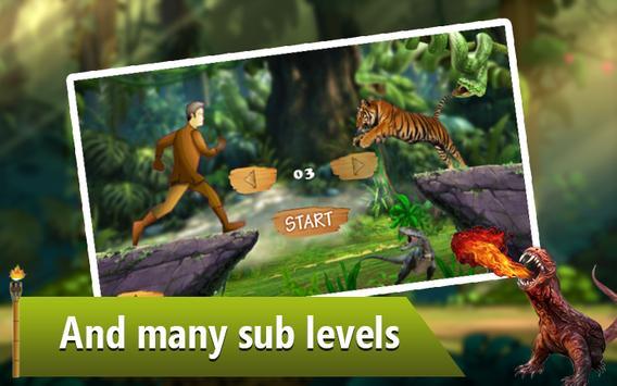 Jungle Temple Run screenshot 2