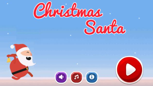 Christmas Santa poster