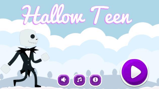 Hallow Teen poster