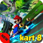 Cheat Mario Kart 8 icon