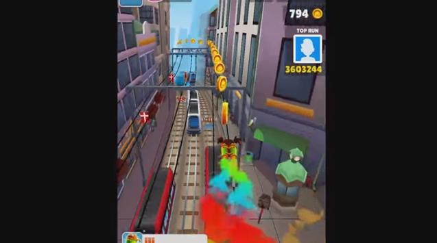 New Subway Surfer Cheat 2017 poster