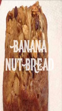 Banana Nut Bread Recipes poster