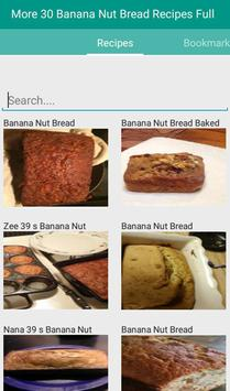 Banana Nut Bread Recipes screenshot 1