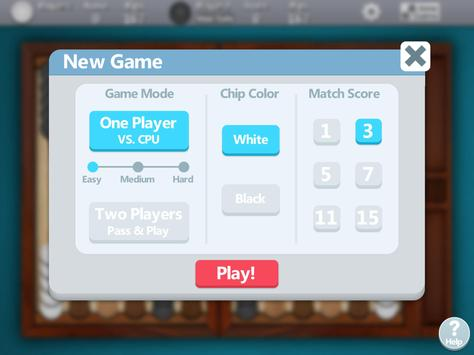 Backgammon screenshot 13