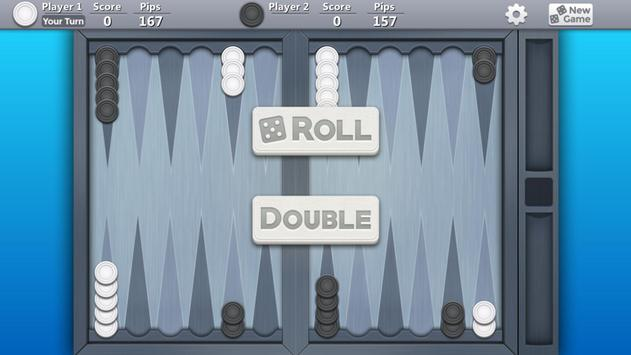 Backgammon screenshot 1