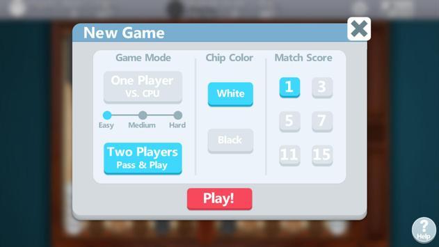 Backgammon screenshot 4