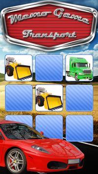 A Memo Game Transport Photo apk screenshot
