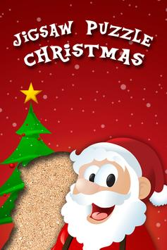 Free Xmas Jigsaw Puzzle Game poster