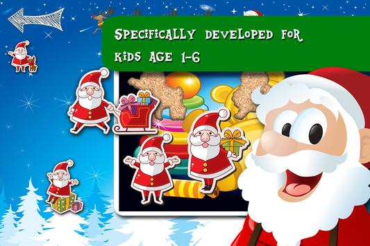 Free Xmas Jigsaw Puzzle Game apk screenshot