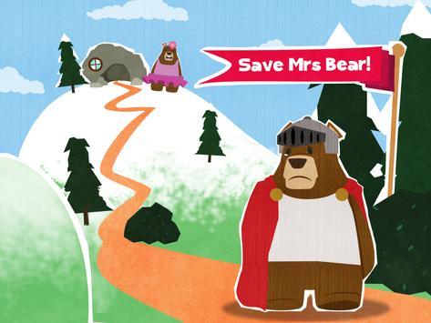 Beauty Princess & Beast Bear apk screenshot