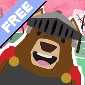 Mr. Bear Princess Free icon