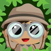 Wildlife Savanna Cartoon Games icon