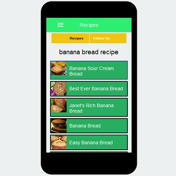 banana bread recipe screenshot 18