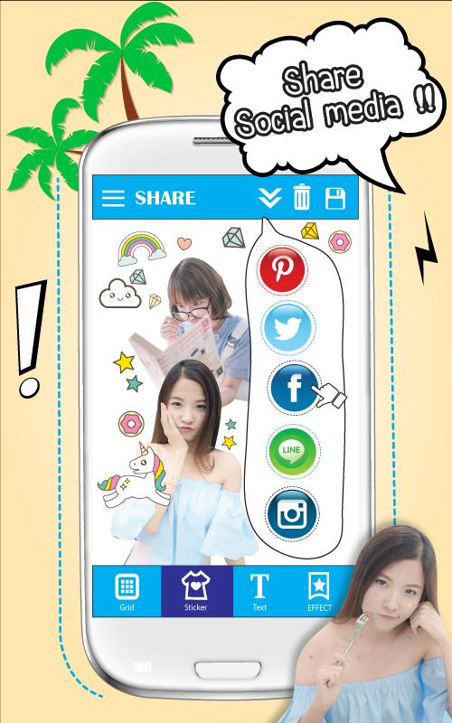 Photo Grid Collage Maker 2017 for Android - APK Download