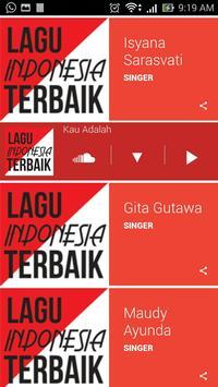 Lagu Indonesia Terbaik screenshot 1