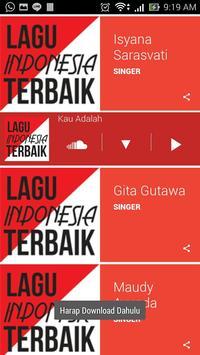 Lagu Indonesia Terbaik screenshot 3