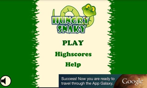 Hungry Snaky poster