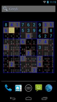 Sudoku Live Wallpaper poster