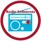 Indonesian online radio icon