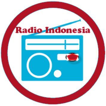 Indonesian online radio poster