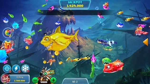 Bắn cá online - Vua Bắn Cá 2018 ảnh chụp màn hình 3