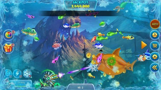 Bắn cá online - Vua Bắn Cá 2018 ảnh chụp màn hình 4