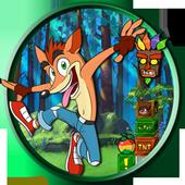 Temple Bandicoot : Lost jungle icon