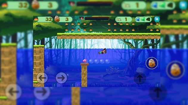 Temple Bandicoot : Lost jungle apk screenshot