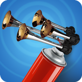 Real Air Horn Sounds Joke icon
