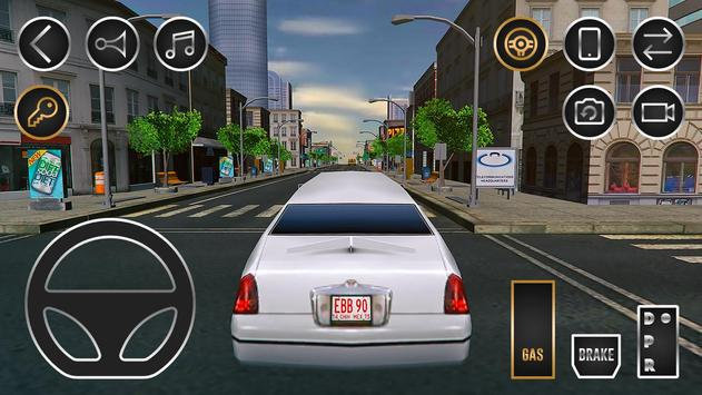 Drive Limo Simulator apk screenshot