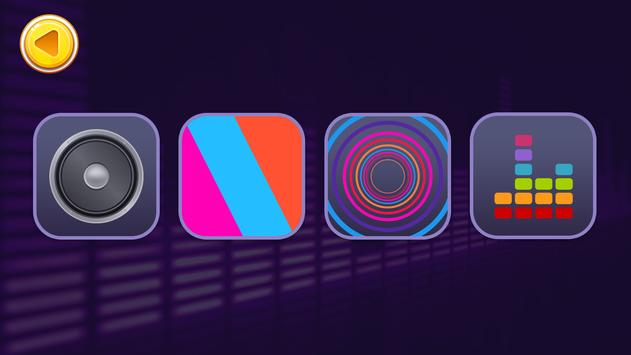 Strobe Light Music Sim apk screenshot