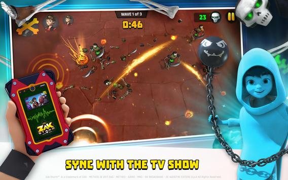 Zak Storm تصوير الشاشة 3