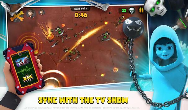 Zak Storm screenshot 15