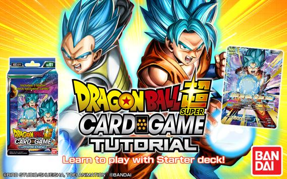 Dragon Ball Super Card Game Tutorial screenshot 4