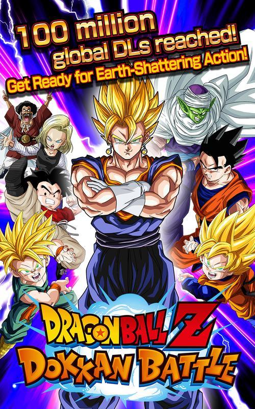 Dragon Ball Z Dokkan Battle for PC - Free Download