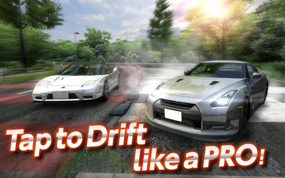 DRIFT SPIRITS poster