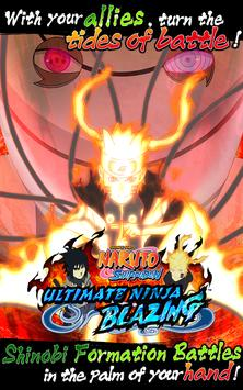Ultimate Ninja Blazing poster