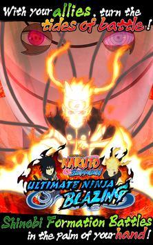 Ultimate Ninja Blazing الملصق