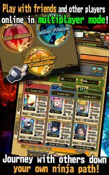 Ultimate Ninja Blazing apk screenshot