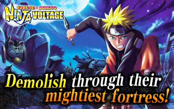 NARUTO X BORUTO NINJA VOLTAGE screenshot 12