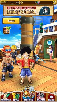 ONE PIECE THOUSAND STORM apk screenshot