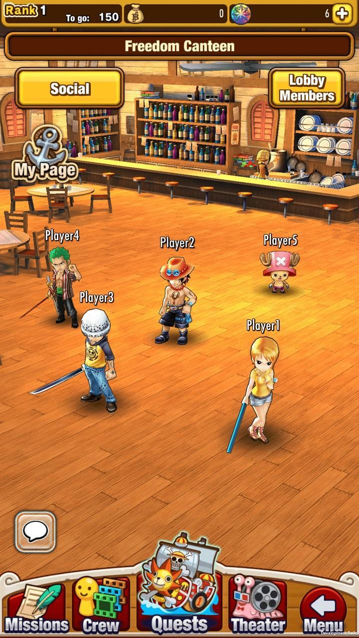 ONE PIECE THOUSAND STORM for Android - APK Download