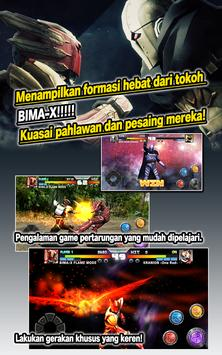 BIMA-X screenshot 1