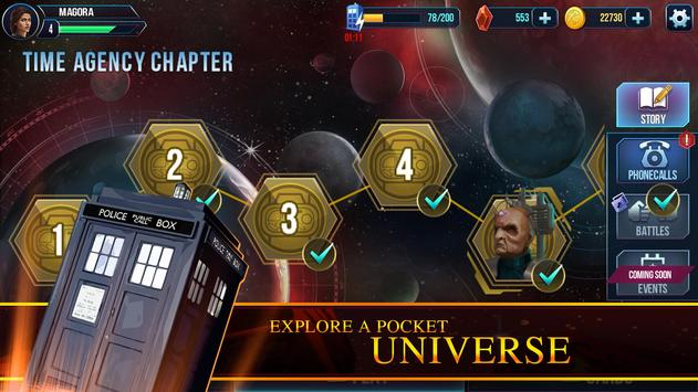 Doctor Who: Battle of Time screenshot 2