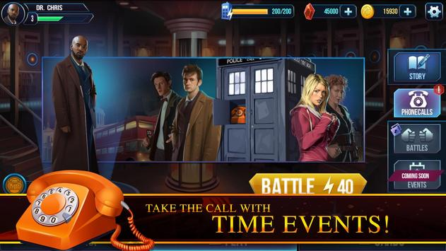 Doctor Who: Battle of Time screenshot 4