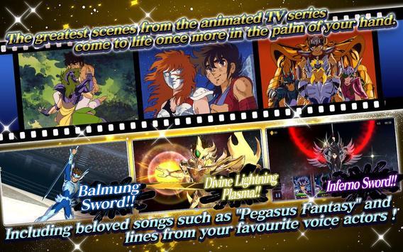 SAINT SEIYA COSMO FANTASY screenshot 5