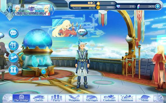 Tales of the Rays apk screenshot