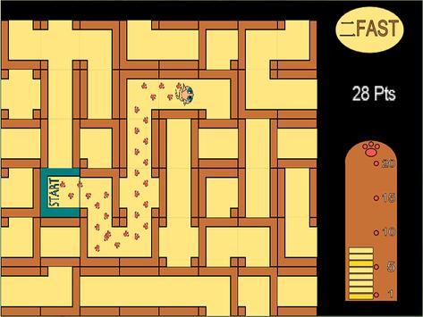 Cat Maze Runner poster