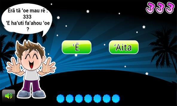 Reo Maohi screenshot 5